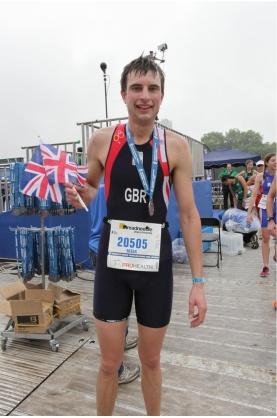 London 2013 Medal Photo